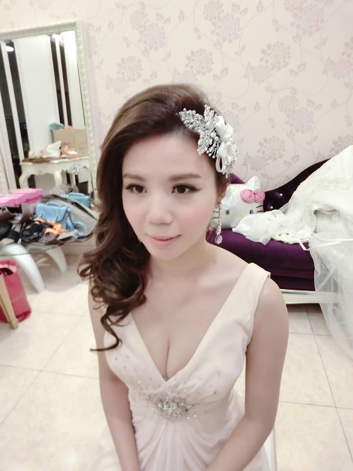 (編號:377373) - Beautiful makeup新秘培培 - 結婚吧