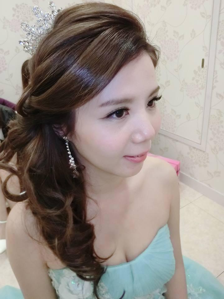 (編號:377375) - Beautiful makeup新秘培培 - 結婚吧