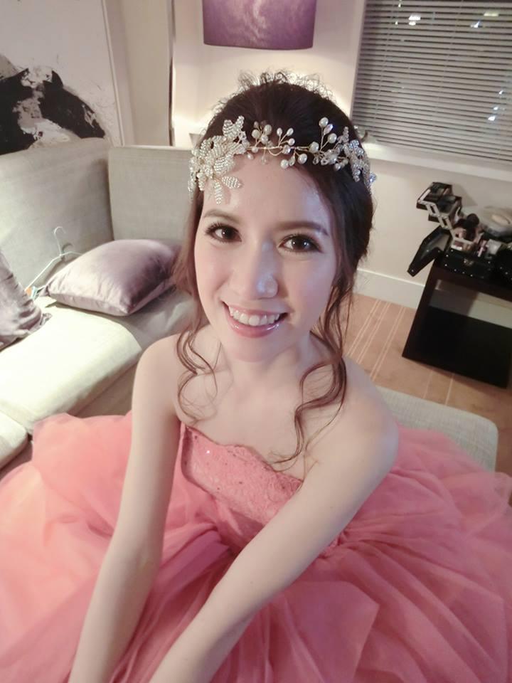 新娘~千鈺訂婚之喜(編號:400274) - Beautiful makeup新秘培培《結婚吧》