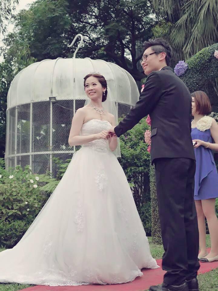 (編號:400279) - Beautiful makeup新秘培培 - 結婚吧