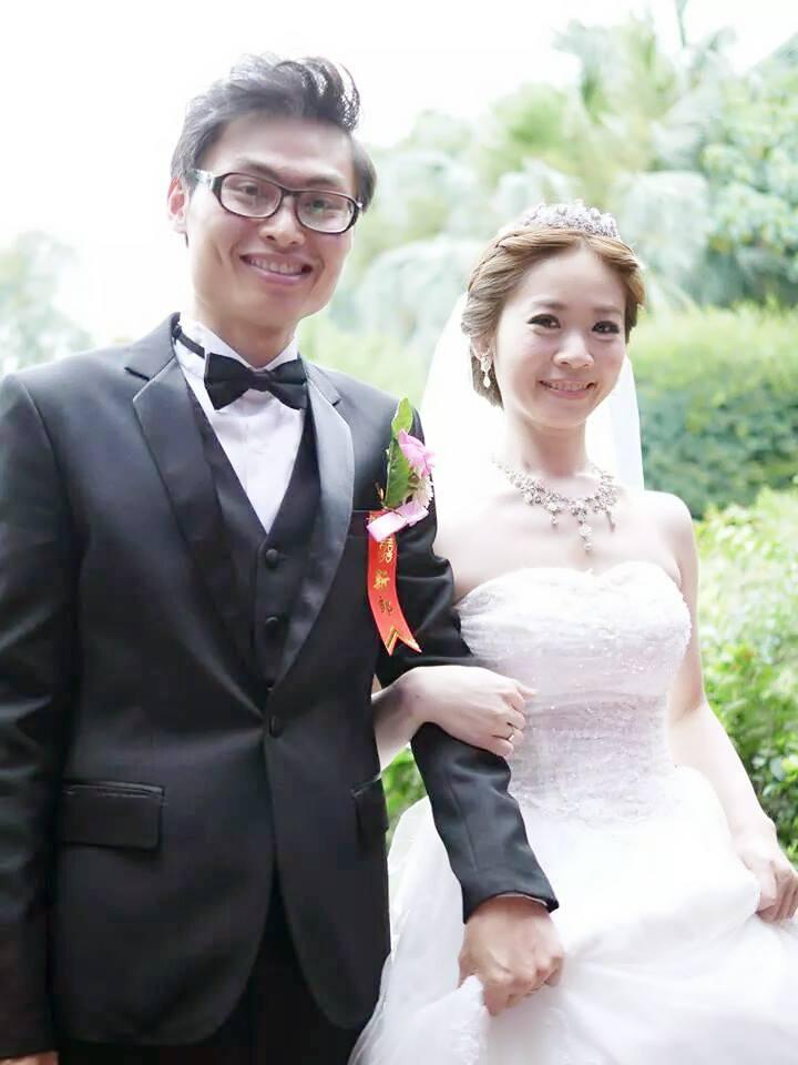 (編號:400285) - Beautiful makeup新秘培培 - 結婚吧