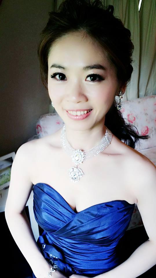 (編號:400289) - Beautiful makeup新秘培培 - 結婚吧