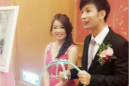 新娘~ 靖嵐結婚之喜