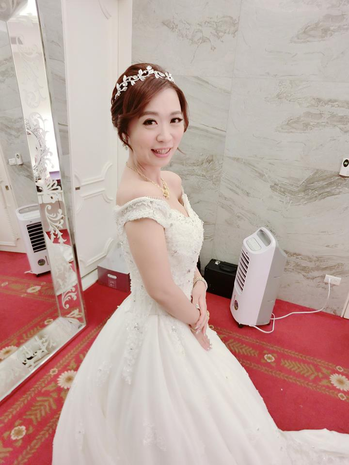 新娘~ 千育結婚之喜(編號:428795) - Beautiful makeup新秘培培 - 結婚吧