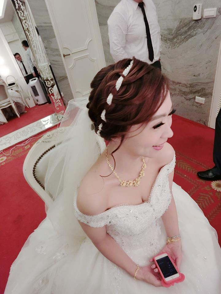 (編號:428799) - Beautiful makeup新秘培培 - 結婚吧
