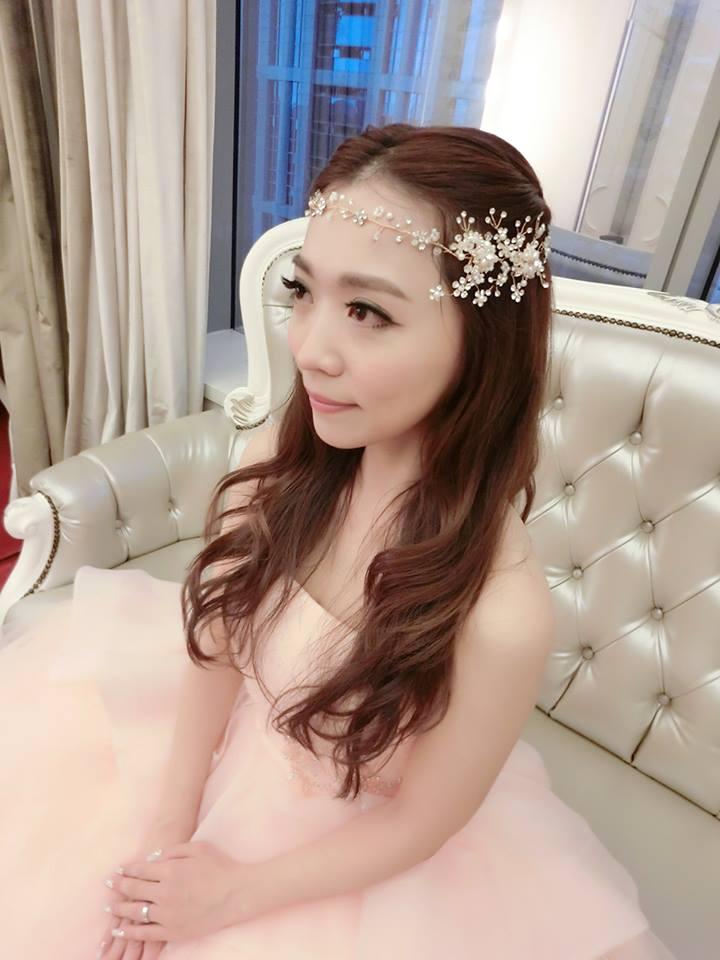 新娘~ 千育結婚之喜(編號:428801) - Beautiful makeup新秘培培 - 結婚吧