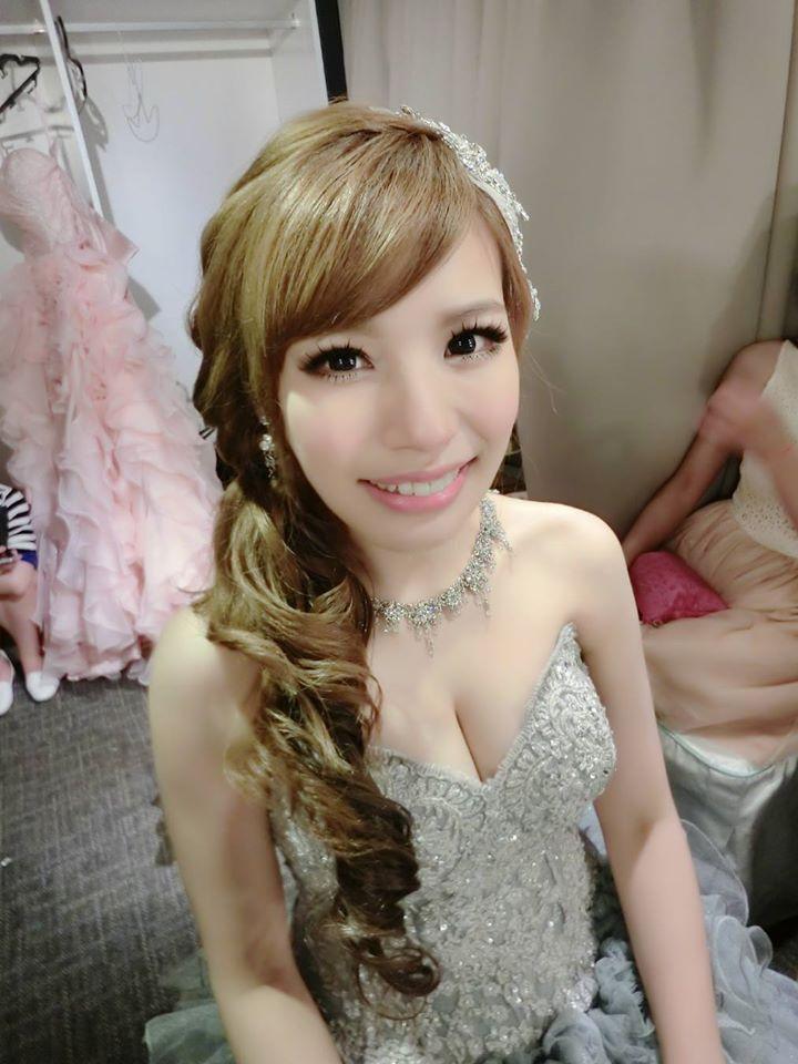 (編號:428900) - Beautiful makeup新秘培培 - 結婚吧