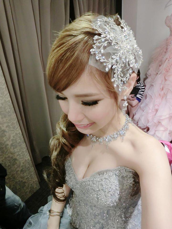 (編號:428903) - Beautiful makeup新秘培培 - 結婚吧
