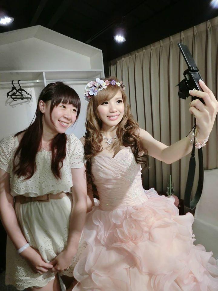 (編號:428904) - Beautiful makeup新秘培培 - 結婚吧