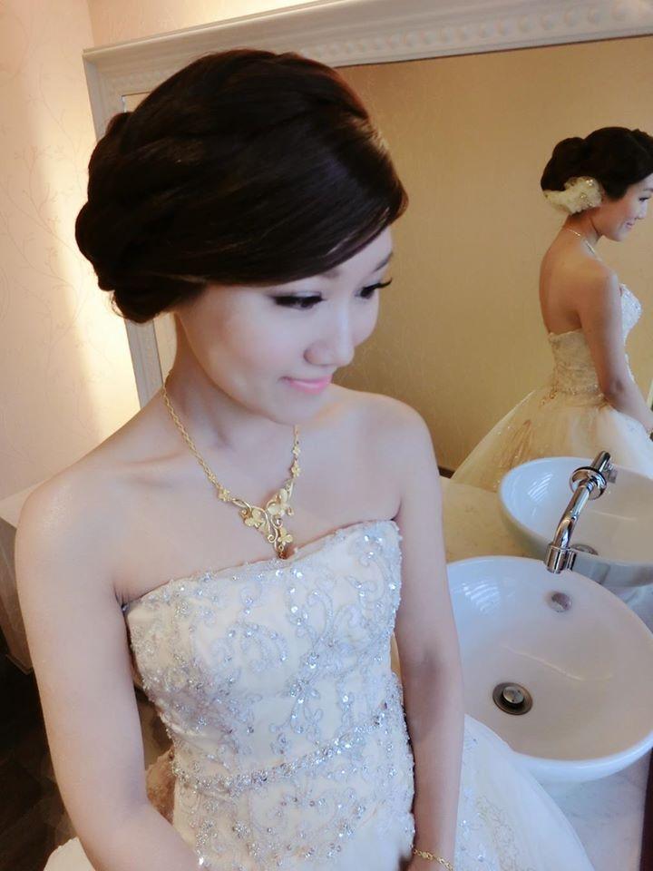 (編號:431610) - Beautiful makeup新秘培培 - 結婚吧