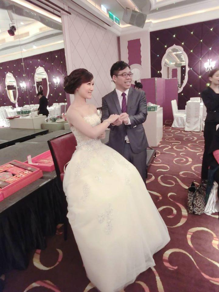 (編號:431615) - Beautiful makeup新秘培培 - 結婚吧