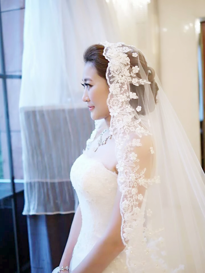 新娘~ 愛真結婚之喜(編號:433340) - Beautiful makeup新秘培培 - 結婚吧