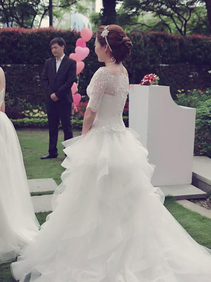 新娘~ 愛真結婚之喜(編號:433341) - Beautiful makeup新秘培培 - 結婚吧