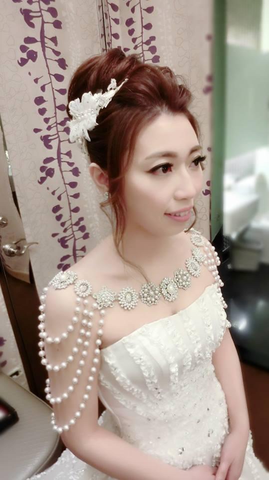 新娘~ 黔霏訂結婚之喜(編號:433358) - Beautiful makeup新秘培培 - 結婚吧