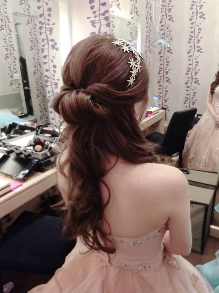 新娘~ 黔霏訂結婚之喜(編號:433363) - Beautiful makeup新秘培培 - 結婚吧