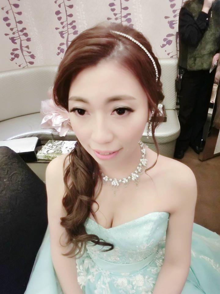 新娘~ 黔霏訂結婚之喜(編號:433367) - Beautiful makeup新秘培培 - 結婚吧