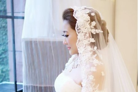新娘~ 愛真結婚之喜
