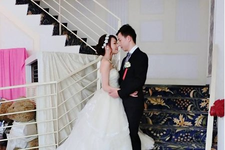 新娘~ 家樺結婚之喜
