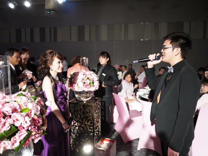 新娘~ 育萱訂婚之喜(編號:464070) - Beautiful makeup新秘培培 - 結婚吧