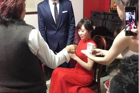 新娘~ 佳芸訂婚之喜