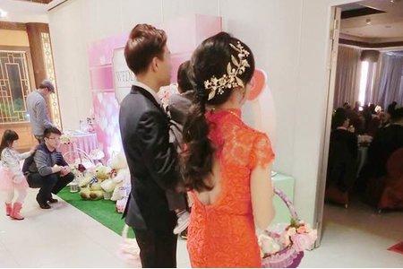 新娘~ 麗卿結婚之喜