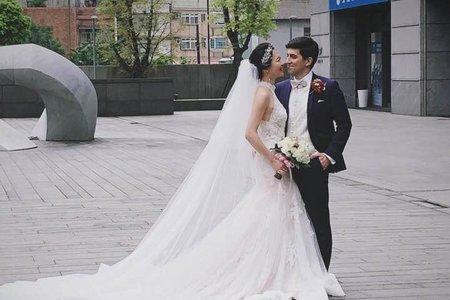 新娘~ 柔依結婚之喜
