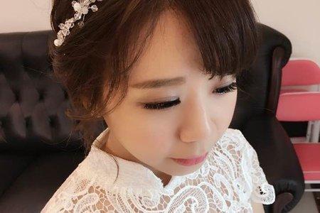 新娘~Mylène白紗造型