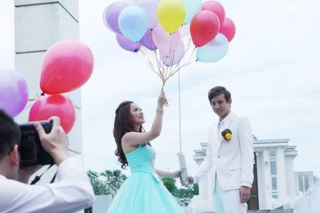 新娘~ Amanda浪漫教堂婚禮