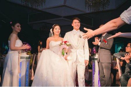 新娘~ 裕婷結婚之喜