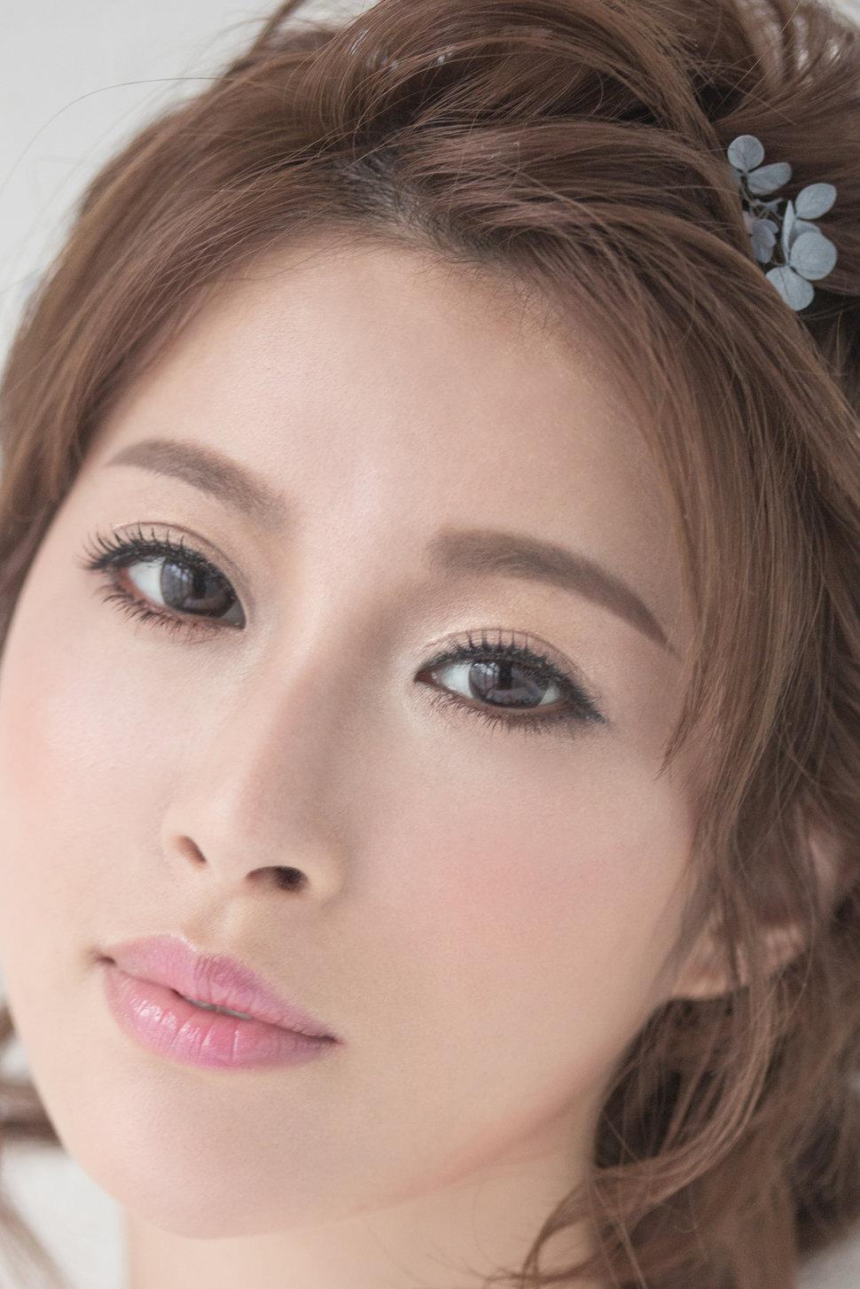 【純真精靈】低髻造型/純淨妝感-4 - iling彩妝造型 - 結婚吧