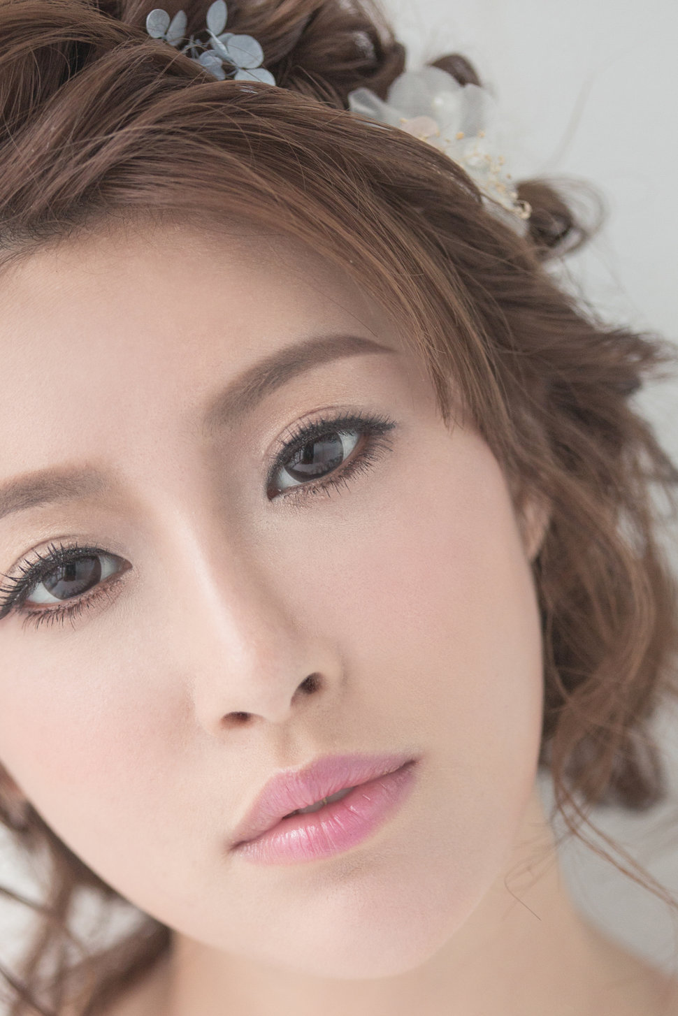 【純真精靈】低髻造型/純淨妝感-5 - iling彩妝造型 - 結婚吧