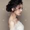 【伊莉莎白】唯美陶瓷妝容-自然蓬鬆空氣感線條髮型-美髮牆 (7 - 10)