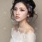 【伊莉莎白】唯美陶瓷妝容-自然蓬鬆空氣感線條髮型-美髮牆 (4 - 10)