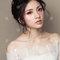【伊莉莎白】唯美陶瓷妝容-自然蓬鬆空氣感線條髮型-美髮牆 (5 - 10)