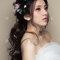 【西風愛上花神】花神慵懶玫瑰妝-微燻玫瑰-唯捲馬尾髮絲-美髮牆 (8 - 10)