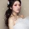 【西風愛上花神】花神慵懶玫瑰妝-微燻玫瑰-唯捲馬尾髮絲-美髮牆 (3 - 10)