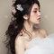 【西風愛上花神】花神慵懶玫瑰妝-微燻玫瑰-唯捲馬尾髮絲-美髮牆 (4 - 10)