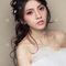 【西風愛上花神】花神慵懶玫瑰妝-微燻玫瑰-唯捲馬尾髮絲-美髮牆 (6 - 10)