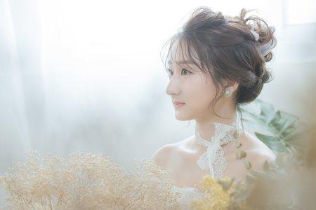 日系/進場【花間空靈仙子】細緻眼妝/輕質感妝容