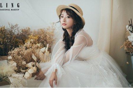日系甜美|日式編髮