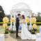 元龍 & 貝姍 戶外證婚儀式-台北園外園(編號:178899)