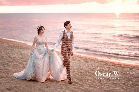 本林 妮妮| Oscar Wu 婚紗婚禮攝影