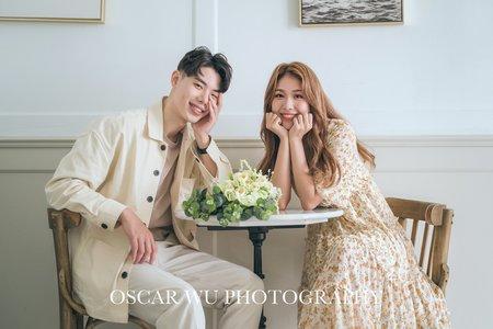 睿洋 祺祺| Oscar Wu 婚紗婚禮攝影