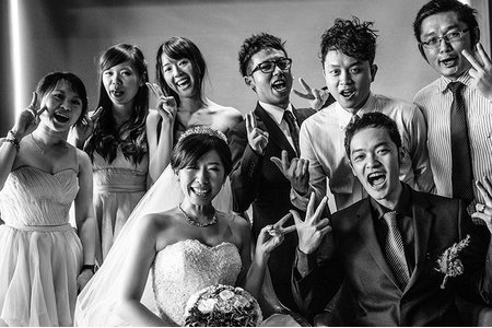 <婚攝胖哥婚禮紀錄作品>Vicky+Jerry@台北兄弟飯店