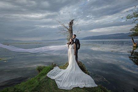 [婚紗]胖哥自助婚紗作品<李爺+張月>@雲南大理洱海