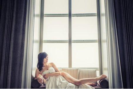 美麗新娘獨照特輯