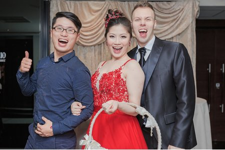 [婚禮紀錄]亭文+雷武峰飯店儀式宴客篇@台北晶華酒店