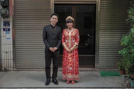 [婚禮攝影]阿弘+Nico訂婚儀式婚攝@台中自宅