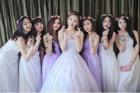 小六+淯棠結婚儀式午宴@新莊頤品飯店