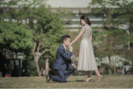 [自助婚紗]Kevin&Joanna@華山藝文特區